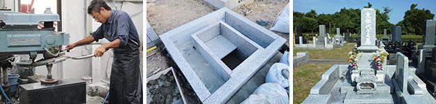 新規建墓photo